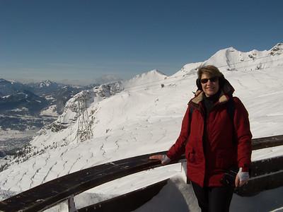 me & the view | Oberstdorf, Bayern Germany