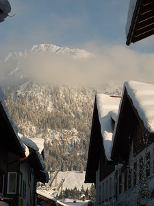 views from the town | Oberstdorf, Bayern Germany