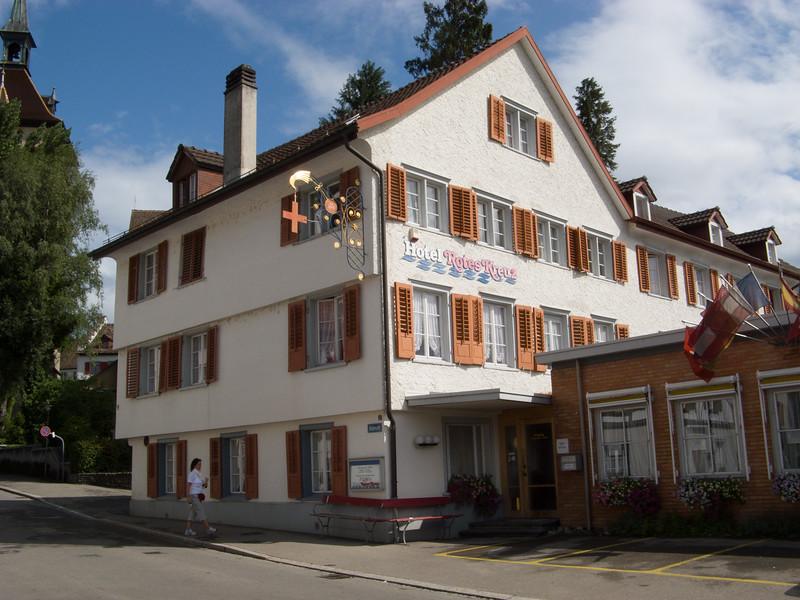 Our hotel | Arbon, Switzerland