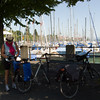 A rest stop in Friedrichshafen | Friedrichshafen, Germany