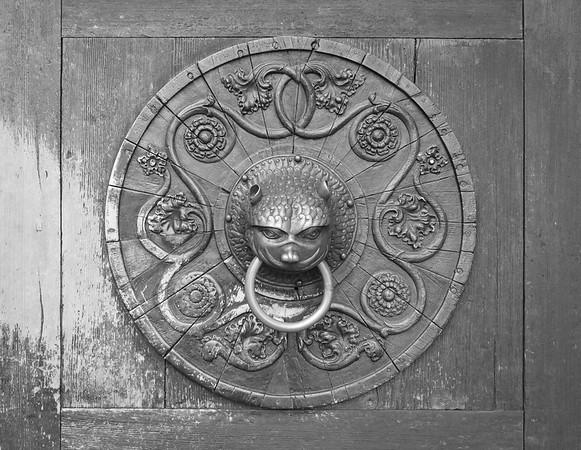 Dom door   Augsburg, Bayern Deutschland