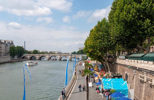 The Seine promenade | Paris, Île-de-France, France