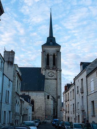 St. Nicholas   Saumur, Pays de la Loire, France