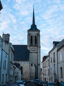 St. Nicholas | Saumur, Pays de la Loire, France