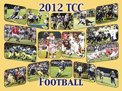 2012 TCC Football