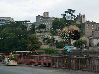 Biking in France - 2012