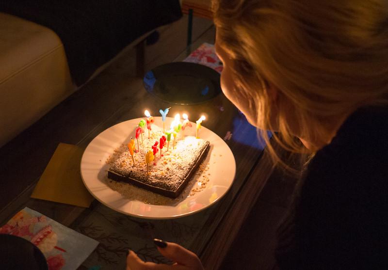 Regina's late birthday cake   Puchheim, Bayern Deutschland