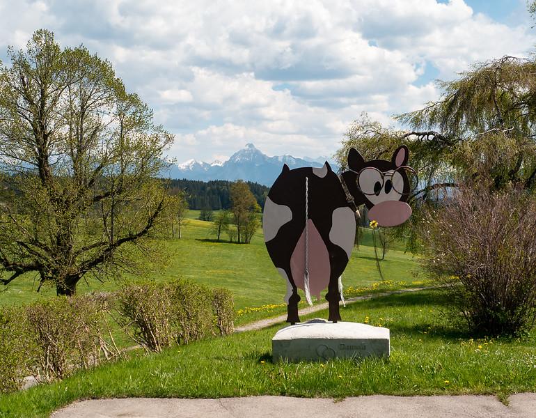 Day hike in the Allgäu