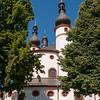 We stopped in Waldsassen and toured the two churches | Waldsassen, Bayern Deutschland