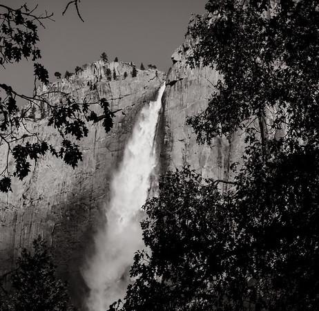 upper Yosemite falls