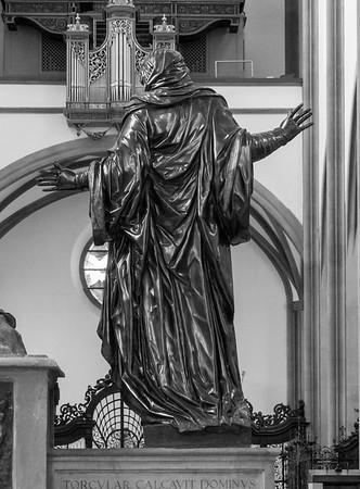 Inside St. Ulrich & Afra   Augsburg, Bayern Deutschland