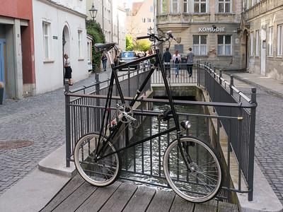 Unusual bicycle | Augsburg, Bayern Deutschland