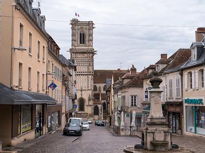 Biking in Burgundy 2017