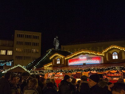 Visit to the Weihnachtsmarkt with Lorraine and Peter