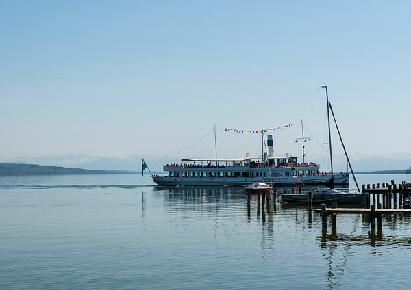Bike Ride to Ammersee