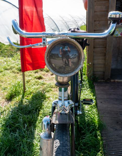 Beautifully restored bike | Kissing, Bayern, Deutschland