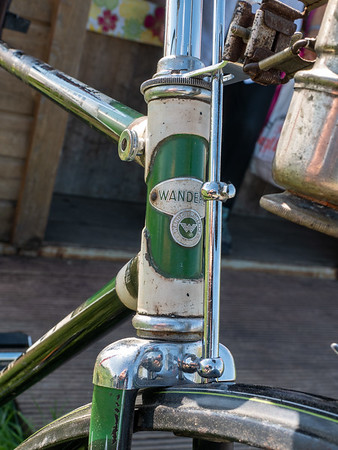 Beautifully restored bike | Kissing, Bayern, Deutschland