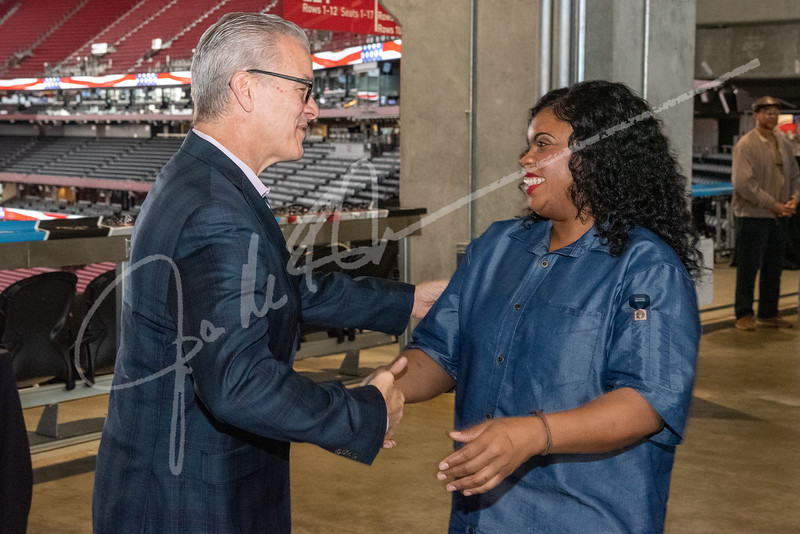 2019 MBS Salute To Service Ceremony