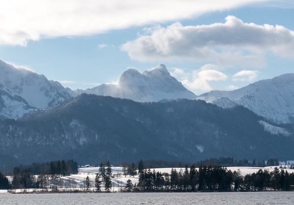 Winter Getaway to Füssen
