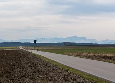   Merching, Bayern, Deutschland
