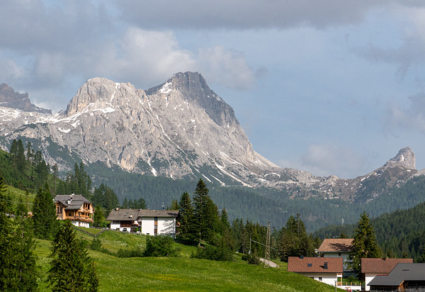 Weekend in the Dolomites
