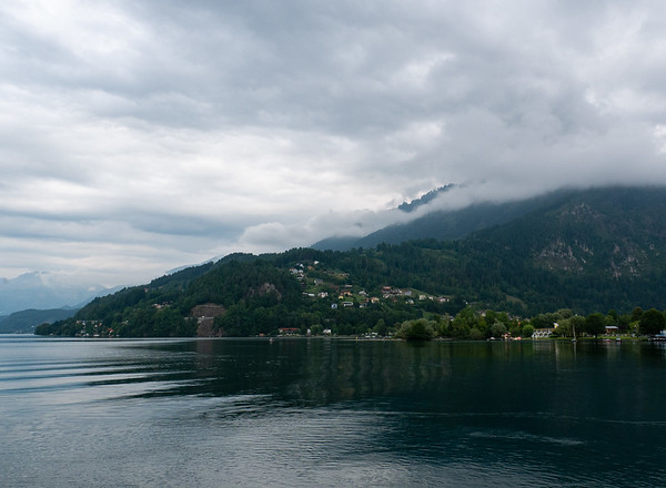 A Week in Kärnten: Day 7, Boat Ride on Millstätter Lake