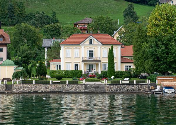 A Week in Kärnten: Day 7, Boat Ride on Millstätter Lake