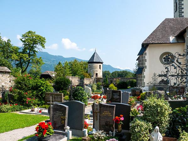 A Week in Kärnten: Day 5, Ride around Ossiacher Lake