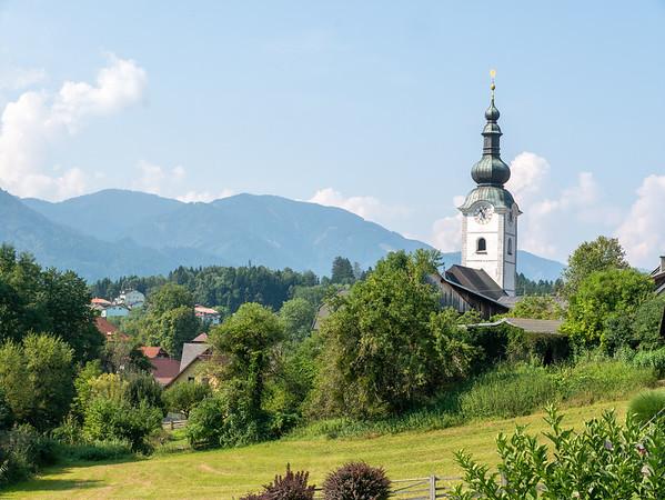 A Week in Kärnten: Day 6, Ride around Faaker Lake