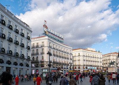 2019 Madrid Visit: Day 6