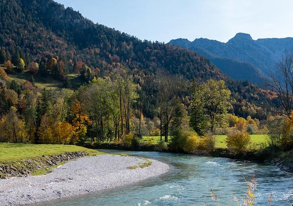 Fall ride around Murnauer Moos