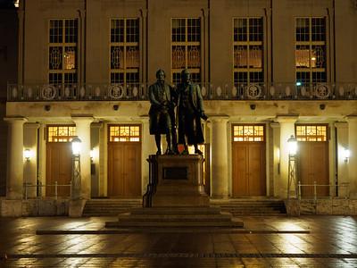 Goethe & Schiller am Deutschen Nationaltheater