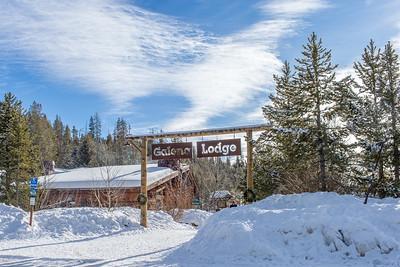 Galena Lodge, Idaho