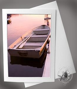 Lake Spoffard Rowboat