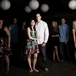 Jeremy and Val Pre-Wedding Bridal Party :