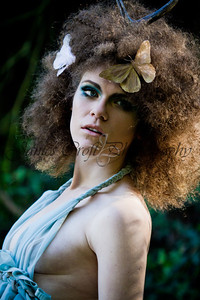 Wood Nymph Modeling Photography-045