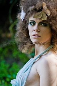 Wood Nymph Modeling Photography-043