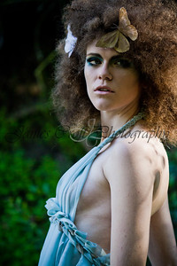 Wood Nymph Modeling Photography-044