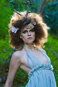 Wood Nymph Modeling Photography-035