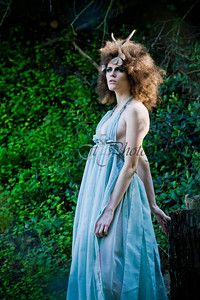 Wood Nymph Modeling Photography-047