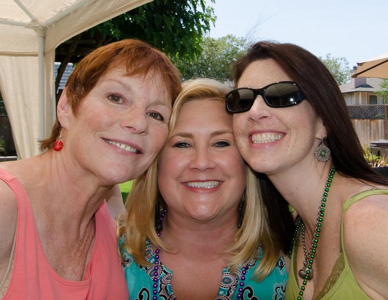 Jeri, Jill, Carol