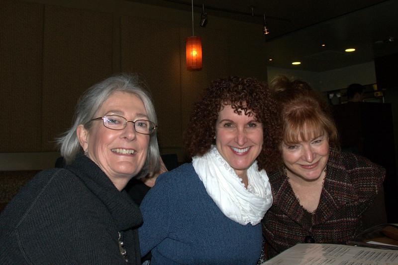 Elspeth, Janet & Kara