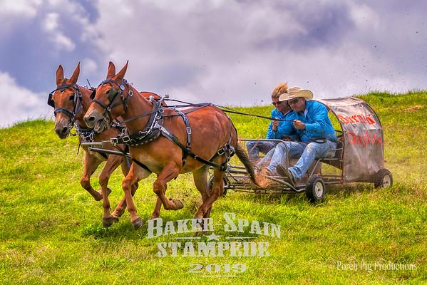 Baker Spain Stampede 2019