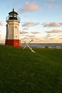 Vermilion Lighthouse - Vermilion, Ohio