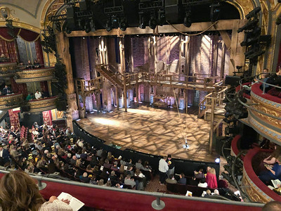 'Hamilton' at the Richard Rogers Theater, Manhattan, New York, NY