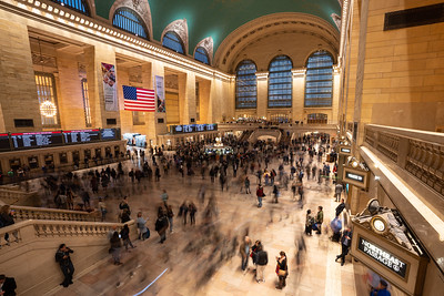 Central Terminal, Manhattan, New York, NY