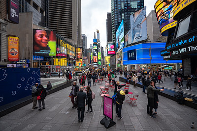 Times Square, Manhattan, New York, NY