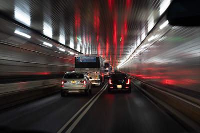 Linclon Tunnel, New York