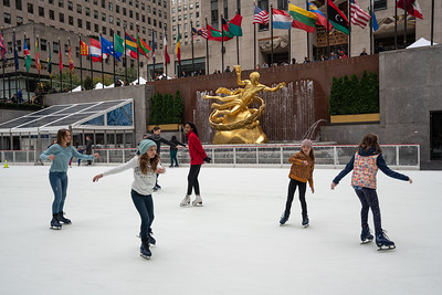 Rockefeller Center, Manhattan, New York, NY