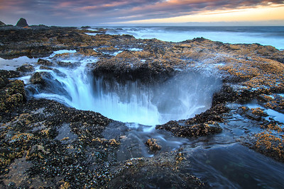 Thor's Well, Cape Perpetua, OR
